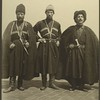 Russian Cossacks. (Photo by Augustus Sherman)