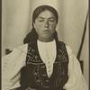 Romanian woman. (Photo by Augustus Sherman)