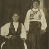 Romanian women. (Photo by Augustus Sherman)