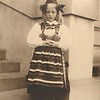 Girl from Rättvik, province of Dalarna, Sweden. (Photo by Augustus Sherman)