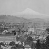 Panorama of Portland, Oreg., in 1890. Mount Hood in the background. (Courtesy of the National Archives)
