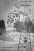 Vail Ski Area And Resort, March 1976.    Denver Post Library photo archive