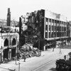 CAIRO DEPARTMENT STORE DESTROYED