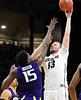 Colorado Washington NCAA Mens' Basketball  CU Washcliff110CU Was