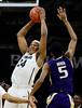 Colorado Washington NCAA Mens' Basketball  CU Washcliff185CU Was