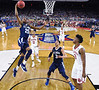 NCAA Villanova Oklahoma Final Four Basketball