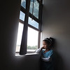 """PMH Participant Maria Mu told us, """"This photo is about my sister. She looks out window. She want to be like princess Diana."""" (Photo by Maria Mu)"""