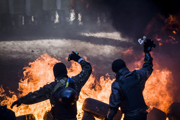 2014-02-20 Ukraine Protests