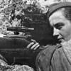 WWII Ukraine Girl Sniper