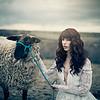 Publication: Gothesque Magazine<br /> Photographer: Lynzi Judish<br /> Wardrobe Stylist: Nicole Schaap of Creme de la Couture<br /> Hair and Makeup: Sara Gilliom<br /> Model: Savana Ray