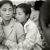 The Girls of Tiananmen, May 1989. (Photo by Robert Croma)