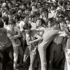 Students of the Square. Tiananmen Square – 1989. (Photo by Robert Croma)