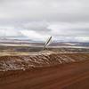 New Mining Road, Carlin, Nevada 2012. (Photo by Lucas Foglia)