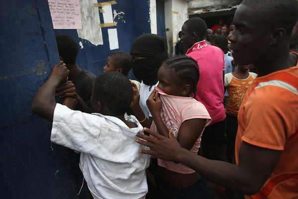 Ebola Crisis in Liberia