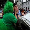 APTOPIX St Patricks Day Savannah