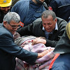 APTOPIX Turkey Mining Accident