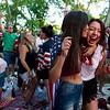 APTOPIX Brazil US WCup Soccer Reaction