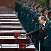 APTOPIX Russia WW II Remembered