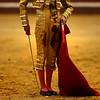 APTOPIX Spain Bullfight Jose Tomas