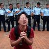 APTOPIX Hong Kong Democracy Protest