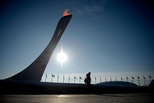 Sochi Olympics Wk1