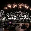 Australia New Years Eve Sydney Harbour