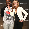 Action Film Star Adrianne Palicki and Denver Linebacker Von Miller Unveil New AXE Face Line at AXE Facescore Event in NYC