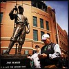 Fans wait to get into Coors Field for #rockies #openingday 📷: @shootsethshoot<br /> <br /> Denver post photographer Seth McConnell covered the Colorado Rockies opening day, on April 8, 2016, using the photo app Hipstamatic and publishing on Instagram.