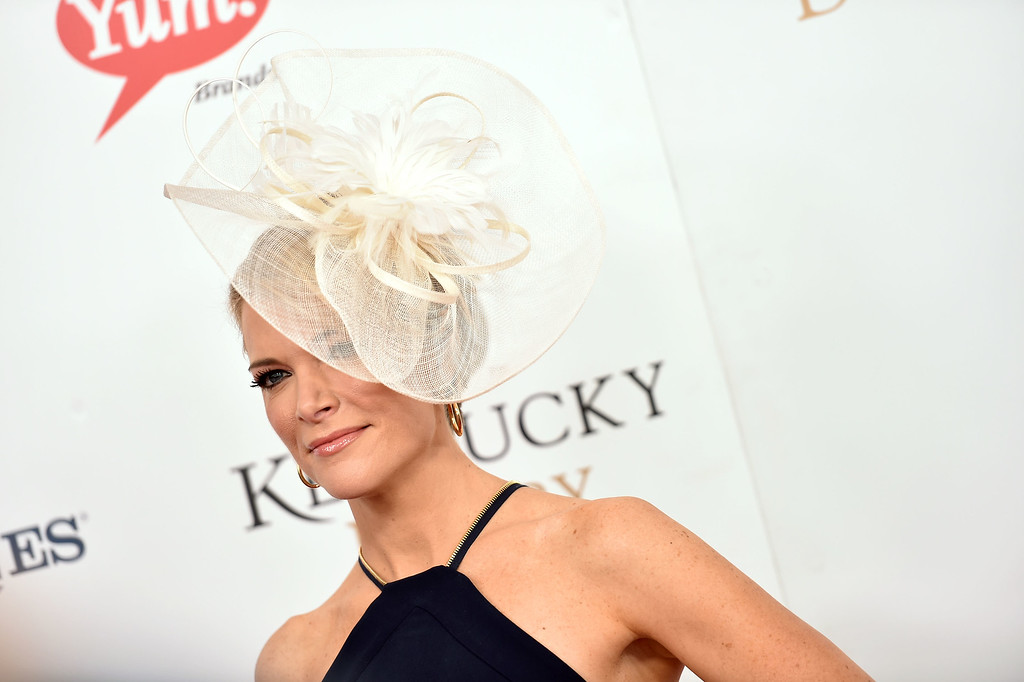 . Journalist Megyn Kelly attends the 142nd Kentucky Derby at Churchill Downs on May 07, 2016 in Louisville, Kentucky.  (Photo by Mike Coppola/Getty Images for Churchill Downs)