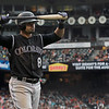 Rockies Giants Baseball