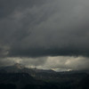 Storm clouds boil over peaks sour of Cottonwood Pass on the Colorado Trail, Collegiate West. Dean Krakel/The Denver Post