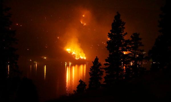 2015-08-20 Western Wildfires