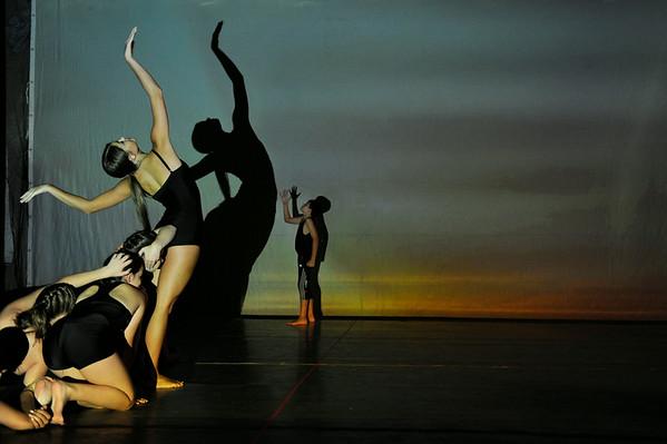 2014-08-18 Silhouettes rehearsal