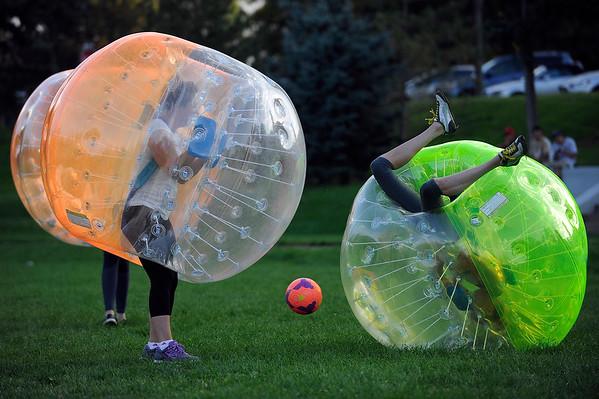 2014-09-22 Bubble Soccer