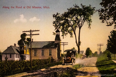 Old Mission Village, Early to Mid-1900s