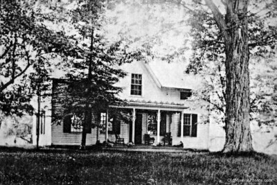 Peter Dougherty Home, Early 1900s
