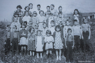 Ogdensburg School, October 1949