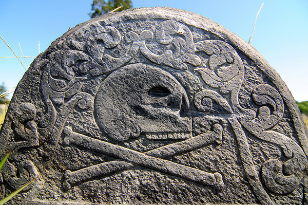 Old New England Headstones
