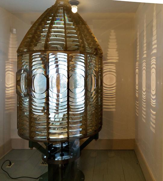 Pointe aux Barques Light: Fresnel Lens