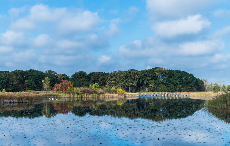 Crosswinds Marsh - Main Pond