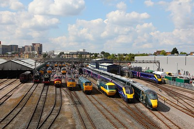 Old Oak Common lineup