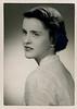 Mom, Shipley School picture, 1953.