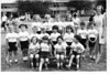Mary Boswell School Field Day, May 1967.  Jenny, second row on benches, far right.