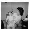 Dec. 1961, Tulsa, OK, apartment.