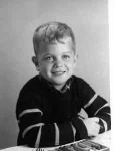 Everett Henderson, Fall 1962.
