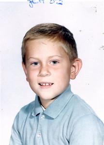 Jeff, age 8.5.
