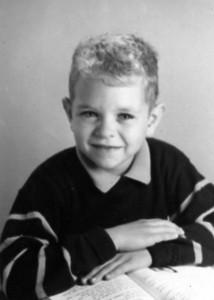 Ronald Henderson, Jr., Fall 1962.