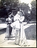 New Castle, PA, 1901.  Aunt Mary Fisher (sister of Edwin N. Ohl, Sr.), Katherine B. Ohl holding Edwin B. Ohl, Jr.