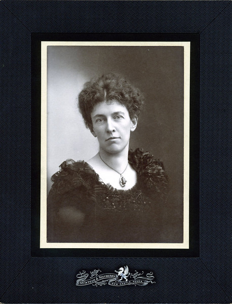 Lucy Bower Henderson, 1898 (?), mom's paternal grandmother.