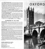 Map guide of Oxford.